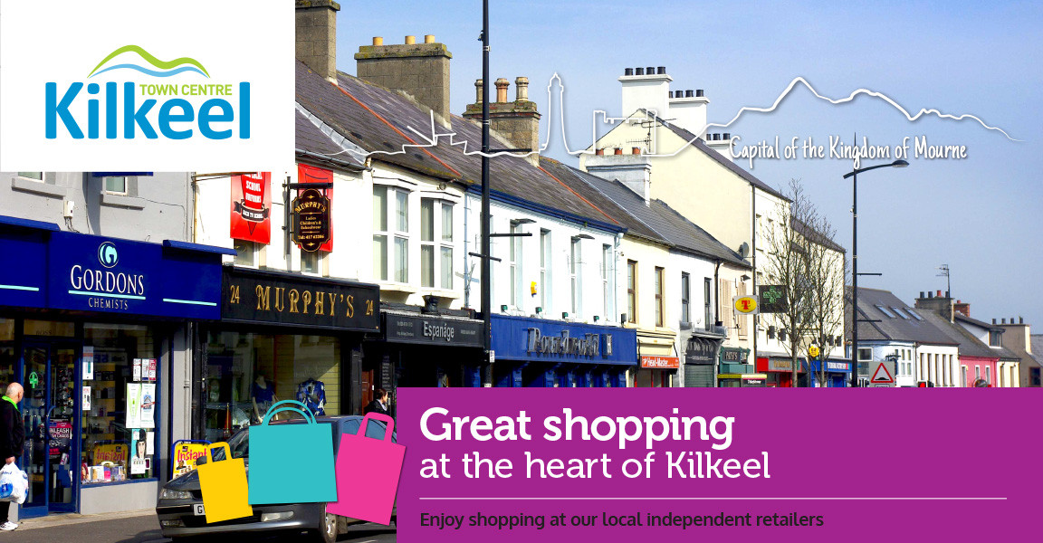 Shopping in Kilkeel
