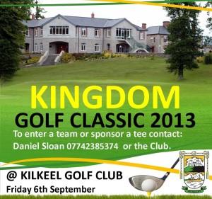 Kingdom Golf Classic @ Kilkeel Golf Club  | Kilkeel | United Kingdom