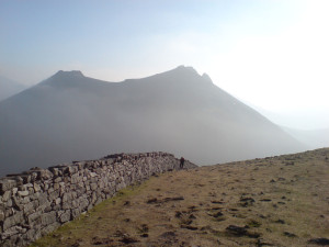Mourne Wall Walk @ Mourne Mountains  | Annalong | Northern Ireland | United Kingdom