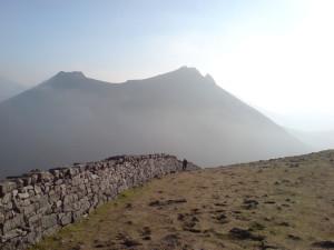 Mourne Wall Walk @ Mourne Mountains  | Annalong | Northern Ireland | United Kingdom