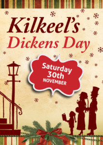 Dickens Day @ Events throughout Kilkeel