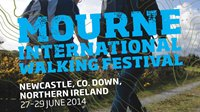 Mourne International Walking Festival @ Mourne Golf Club, Golf Links Road, Newcastle | Kilkeel | United Kingdom