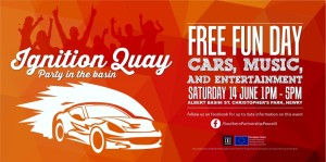 Ignition Quay Party in the Basin @ Albert Basin  | Newry | United Kingdom