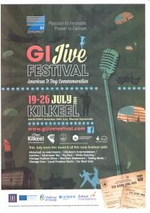 G. I. Jive Festival @ Various | Kilkeel | United Kingdom