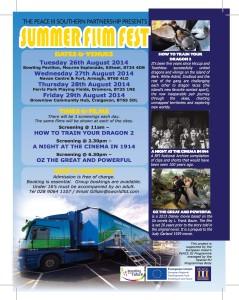Summer Film Fest  @ Various