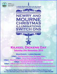 Dickens Day 2014 @ Town Centre | Kilkeel | Northern Ireland | United Kingdom