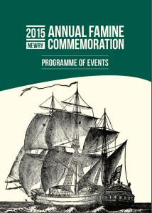 National Famine Commemoration 2015 @ United Kingdom