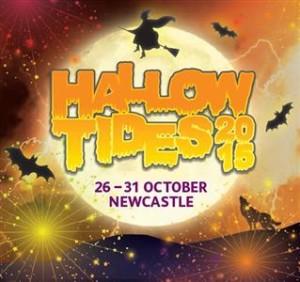 Hallowtides Festival @ Newcastle, Co. Down, Northern Ireland